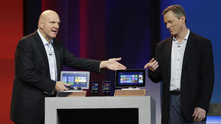 Microsoft may have exited gadget show prematurely