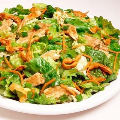 Asian Grilled Chicken Salad