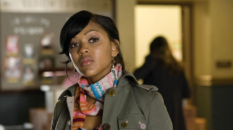 Meagan Good The Unborn Production Stills Rogue 2009
