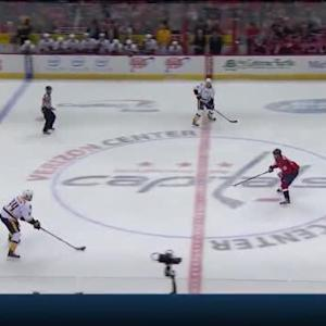 Predators at Capitals / Game Highlights