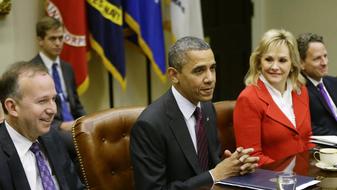 Analysis: Obama could risk going over 'cliff'