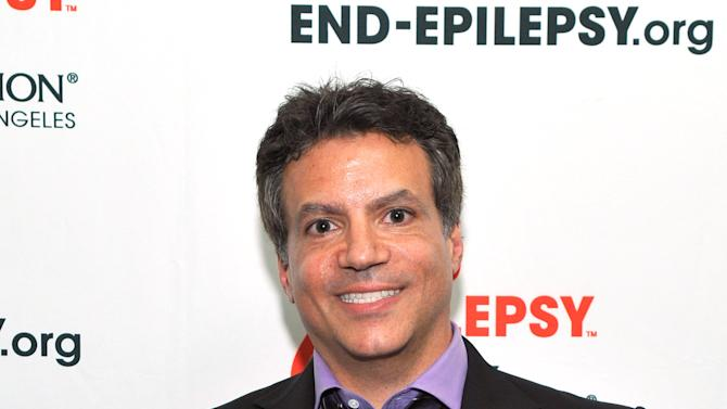Honoree Michael De Luca at Care and Cure's honoring of Michael De Luca, on Tuesday, June 4, 2013 in Beverly Hills, Calif. (Photo by Eric Charbonneau/Invision for Epilepsy Foundation/AP Images)
