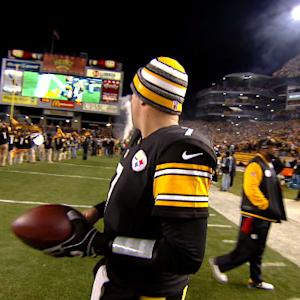 Week 17: Pittsburgh Steelers quarterback Ben Roethlisberger highlights