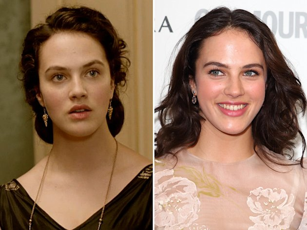 Jessica Brown Findlay (Lady&nbsp;&hellip;