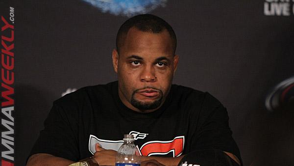 Daniel Cormier Initially Fretted He Would Lose UFC Title Shot with Jon Jones Injured
