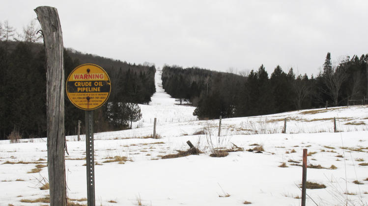 Keystone fears resonate along New England pipeline