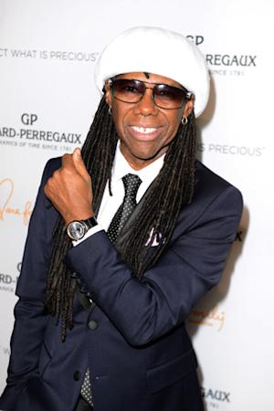 Nile Rodgers Digs Deep in Reddit AMA