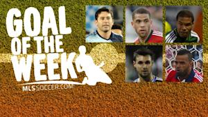 Goal of the Week update: Can Toronto FC's Darel Russell hold on or will the Timbers Army swing the vote?