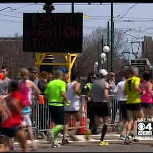 Boston Marathon Security Plans Include 3,500 Police