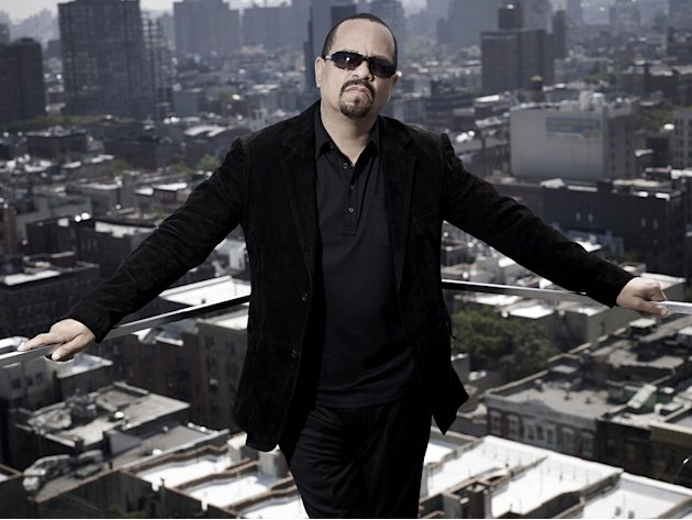 "Ice-T stars as Det. Odafin ""Fin"" Tutuola in ""Law & Order: SVU."""