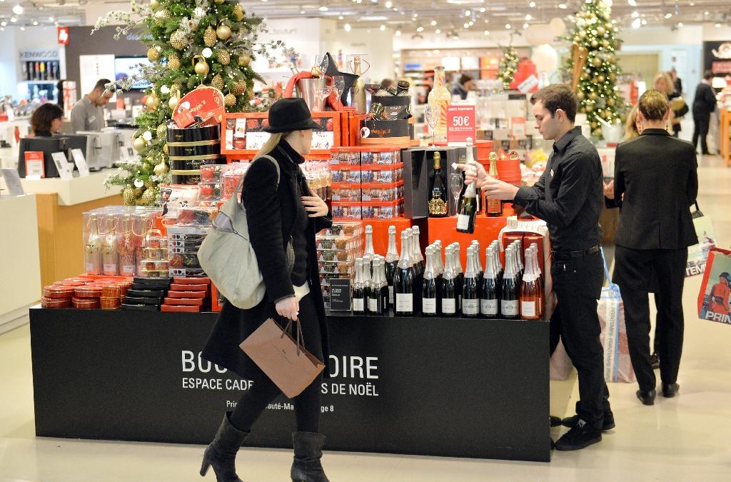 French consumer confidence hits five-year high