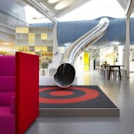 2 Ways to Instantly Boost Creativity in the Office image LEGO slide creativity 300x300
