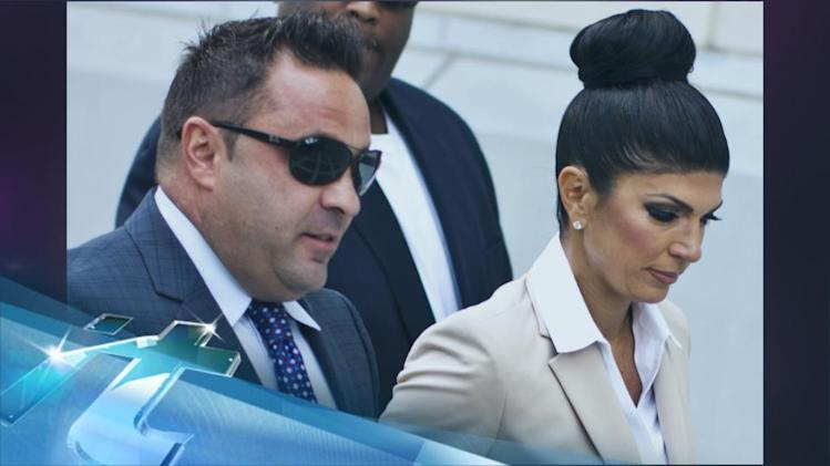 Real Housewives of New Jersey's Teresa and Joe Giudice Plead Not Guilty to Fraud Charges