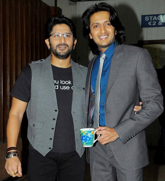 Candid moments from Riteish's life