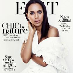 Kerry Washington Doesn't Feel Like Olivia Pope Until She Does This