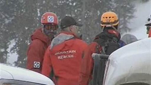 5 Snowboarders Killed in Colorado Avalanche