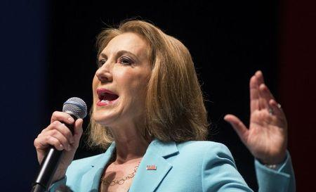 Paid late, some ex-staffers of White House hopeful Fiorina won't sign on again
