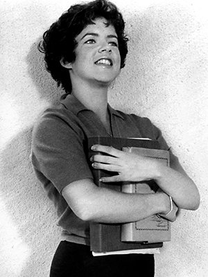 Stockard Channing in 'Grease'