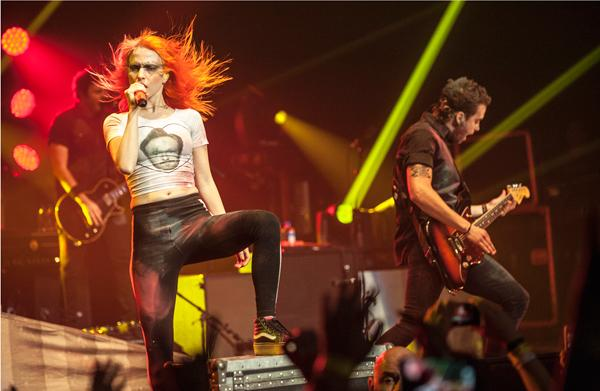 Paramore Have Been 'Grinding Our Teeth,' Says Hayley Williams
