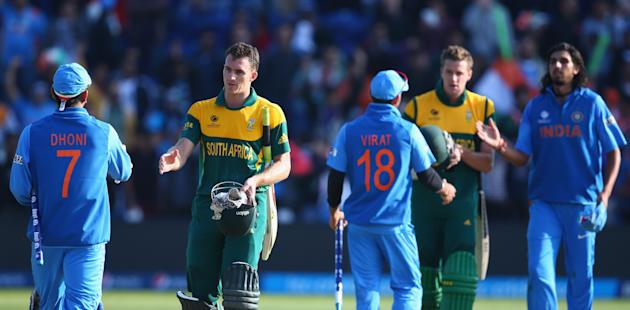 India vs South Africa: Tale of the tape