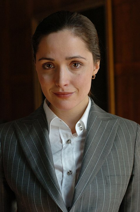 Rose Bryne stars as Ellen Parsons in the legal thriller Damages.
