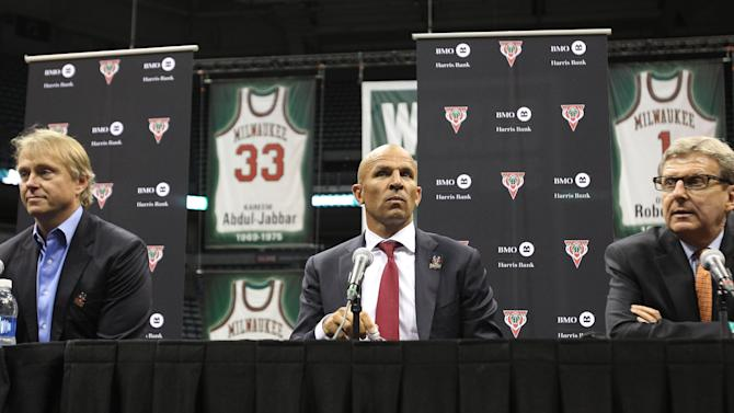 Bucks owners admit errors made in luring Kidd