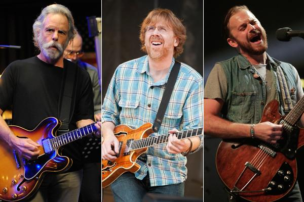Bob Weir, Kings of Leon Lead Forever Festival Lineup