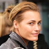 You may remember that Grazia Daily recently reported on the trend towards the undercut, with Miley Cyrus and Rachel Bilson, supposedly sporting slinky new crops. But after ousting the two cheeky gals as fakers, (err they were only daring enough to create the appearance of an undercut), we can now reveal, that supermodel and uberbabe Yasmin Le Bon has only gone and done the REAL thing!