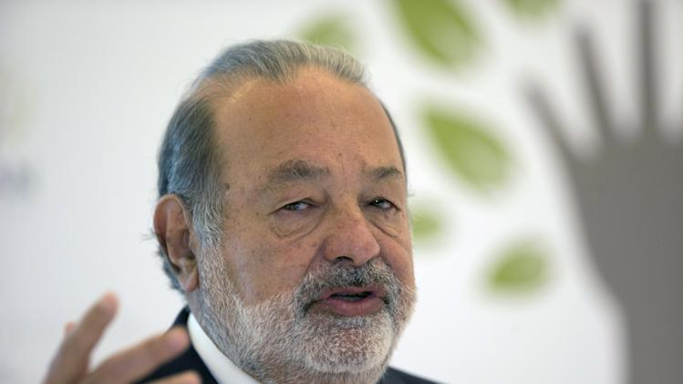 Carlos Slim's company wins Olympic TV rights