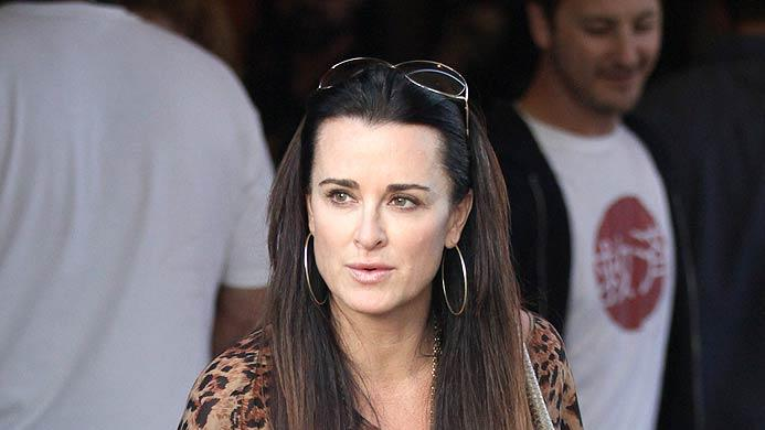 Kyle Richards Pumpkin Patch