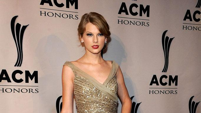 Taylor Swift ACM Hnrs