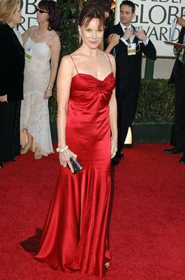 Barbara Hershey 63rd Annual Golden Globe Awards - Arrivals Beverly Hills, CA - 1/16/05