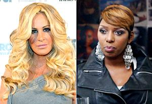 "Kim Zolciak: NeNe Leakes Is Too ""Loud and Violent"" for Me"