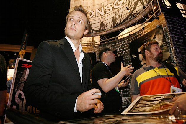 Comic Con 2008 Gabriel Macht