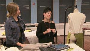 'Project Runway' Sneak Peek: Competitors Design for Jordana Brewster (Exclusive Videos)