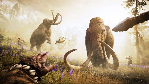 Far Cry Primal announced for February 2016
