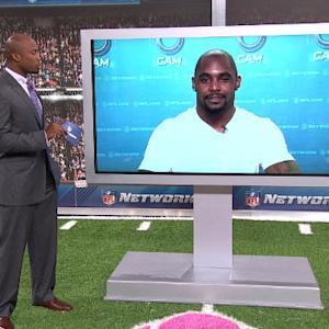 'NFL Fantasy Live': Bradshaw says they have 'Luck' on their side