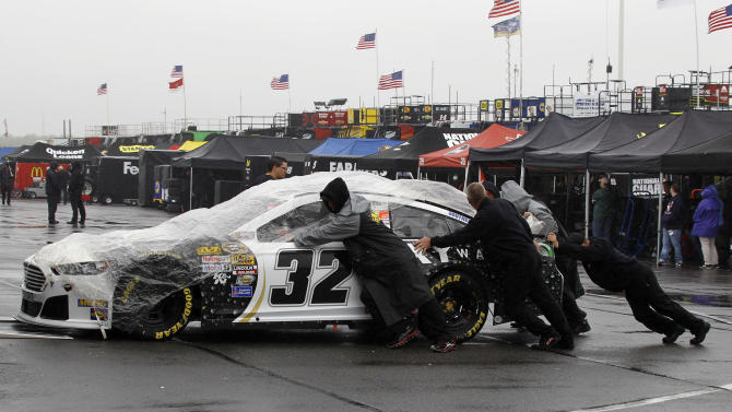 TRD tries to solve engine woes in time for Pocono