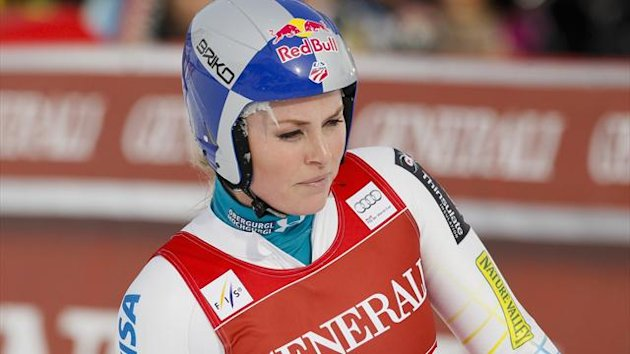 Lindsey Vonn Alpine Skiing