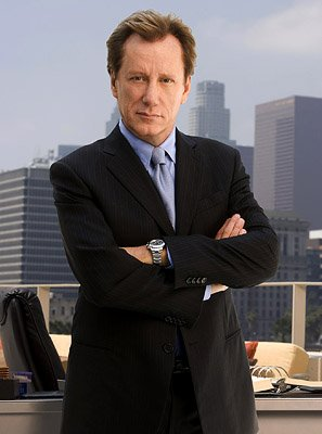 "James Woods CBS' ""Shark"" Shark"