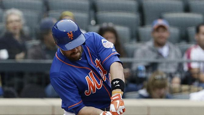 Wheeler, Buck lead Mets to 7-4 win over Braves
