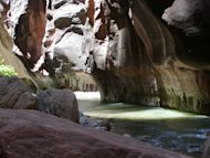The Narrows of Zion National Park. (Photo courtesy of Cherri Megasko.)