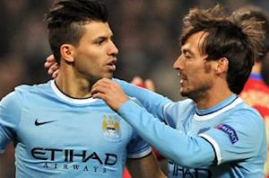 Aguero: I need to keep scoring for Manchester City to challenge