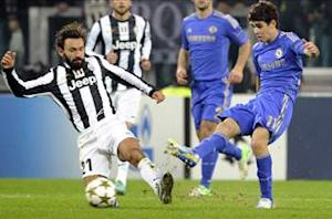 Juventus 3-0 Chelsea: Blues on the brink as pressure piles on Di Matteo