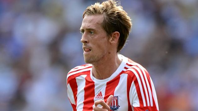 Peter Crouch, Stoke City