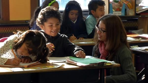 East Bay agency helps children cope with violence