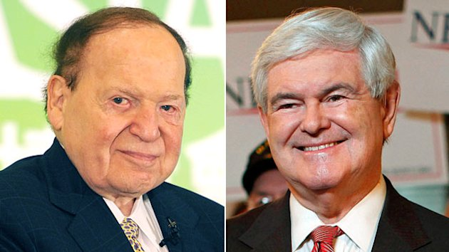 Bribes, Chinese Mob Ties Alleged at Casino of Gingrich Money Man (ABC News)