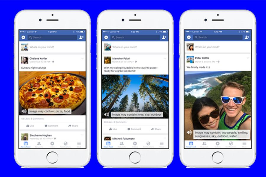 Facebook's new ecommerce features are all about food, friends, and fun times