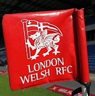 Aviva Premiership newcomers London Welsh have signed Gareth Evans