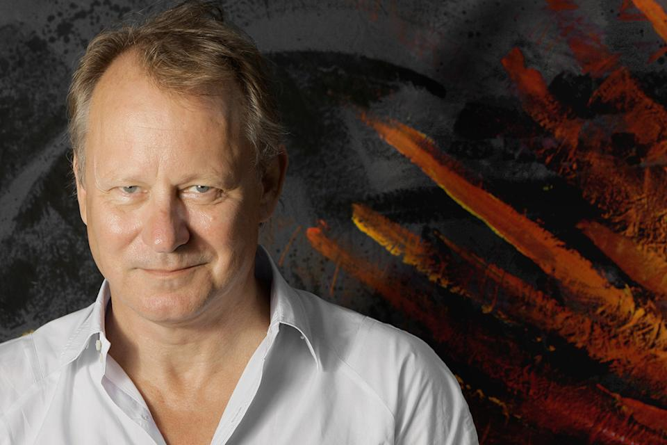 66th Annual Venice Film Festival Portrait Session 2009 Stellan Skarsgard